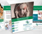 Physical Therapy Marketing & Advertising - PT Referral Machine image of sample marketing materials