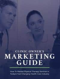 Physical Therapy Marketing Guide Cover