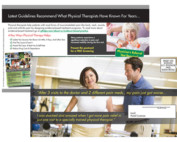 Every Door Direct Mail Physical Therapy Marketing Postcards - image