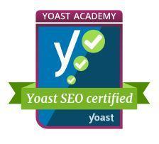 PTRM Yoast SEO Certified