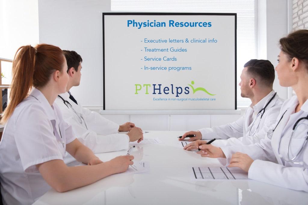 PT Referral Machine Physician Marketing Workshop image