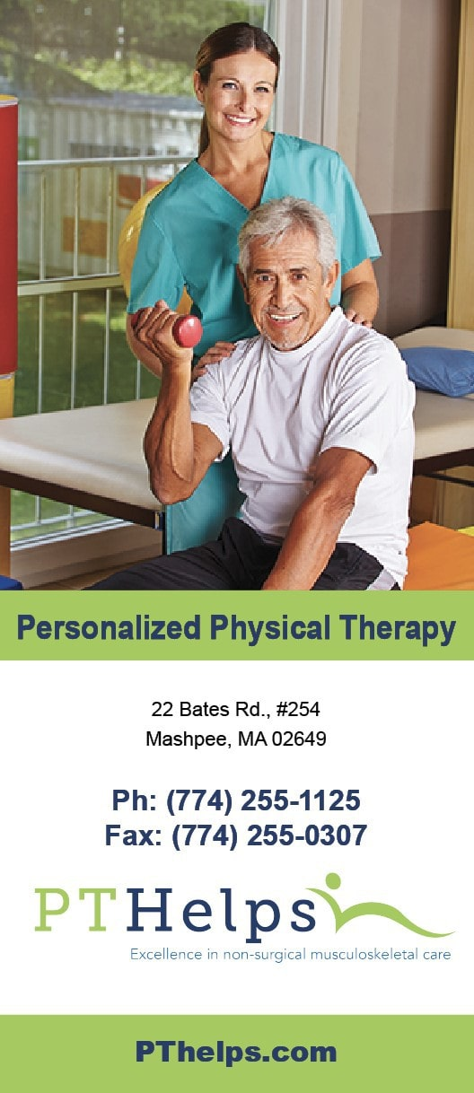 Physical Therapy Brochure - Cover