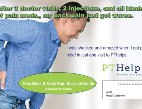 Who Said Direct Mail For Marketing Physical Therapy Is Dead?