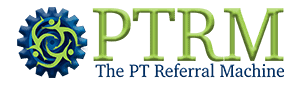 PT Referral Machine Logo